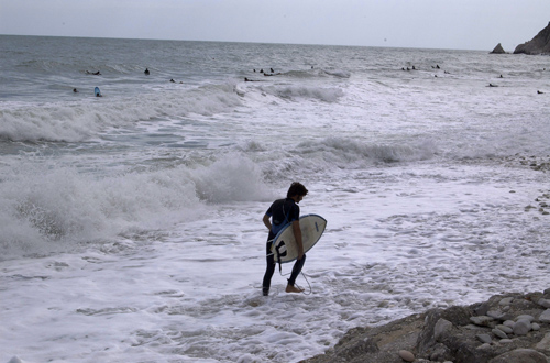 surfisti a sirolo
