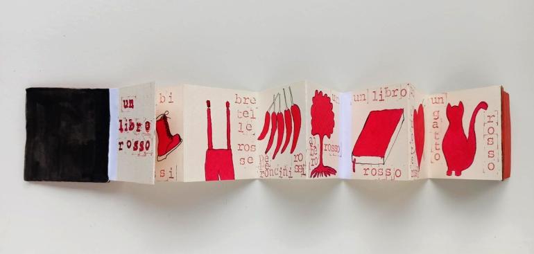 Un libretto rosso - interno